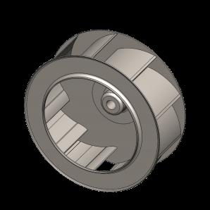 AirFoil Fan Wheel