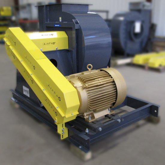 Backward Curved Industrial Blower