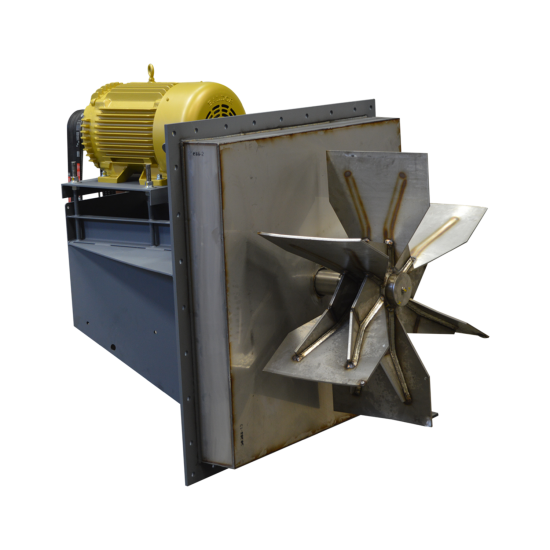 High Temperature Refractory Plug Fan