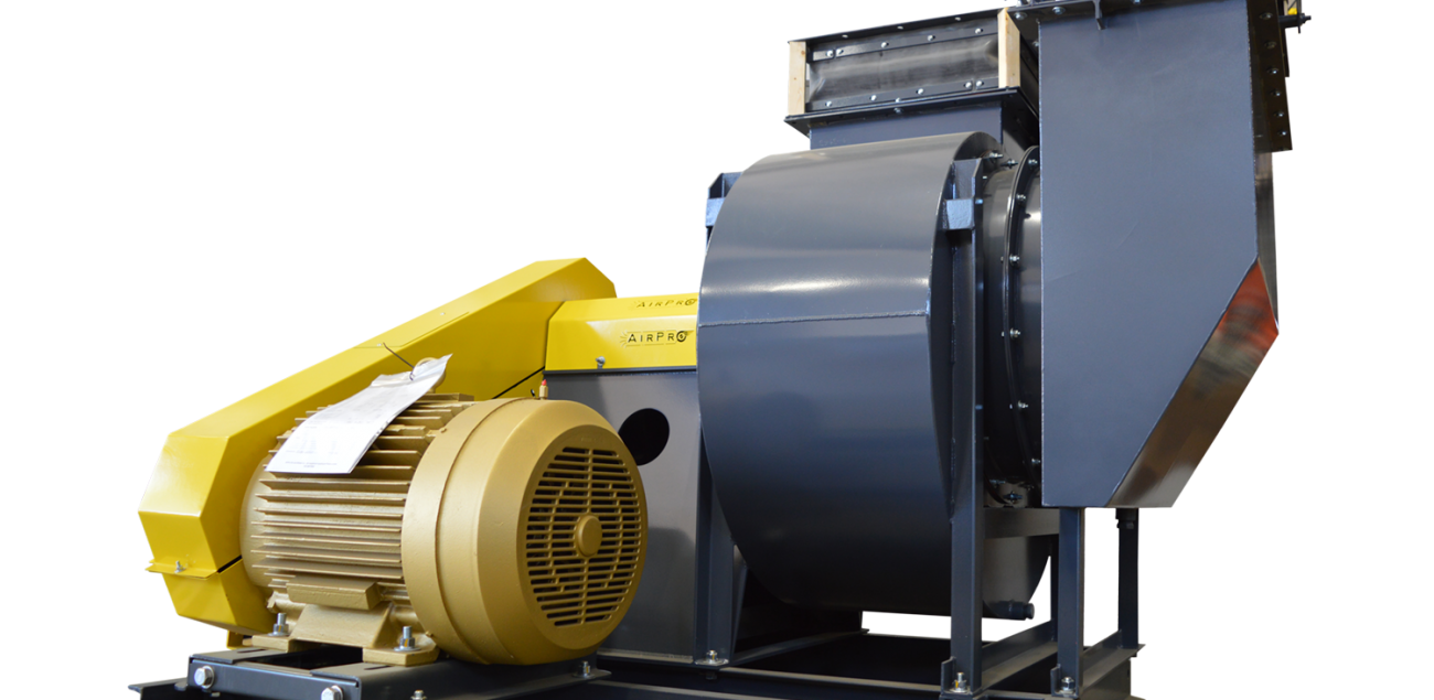 Centrifugal Fan Discharge: Determining the Optimum Position