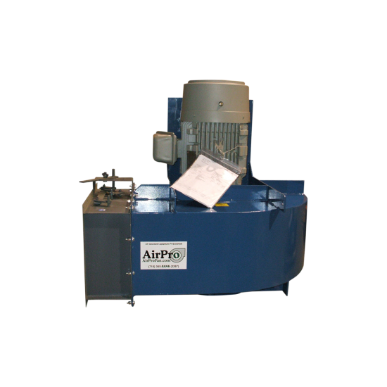 Backward Inclined Top Mount Blower for Dust Collector (Arrangement 4V Fan)