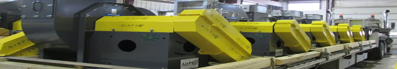 AirPro Fan Shipment