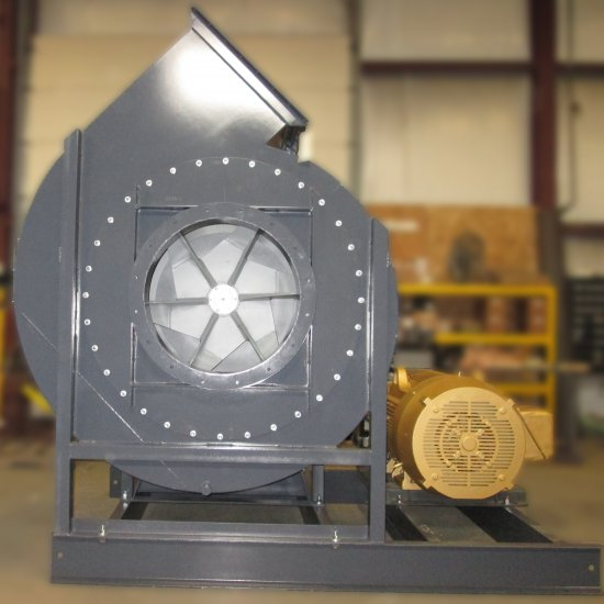 Industrial Exhaust Fan | Material Handling