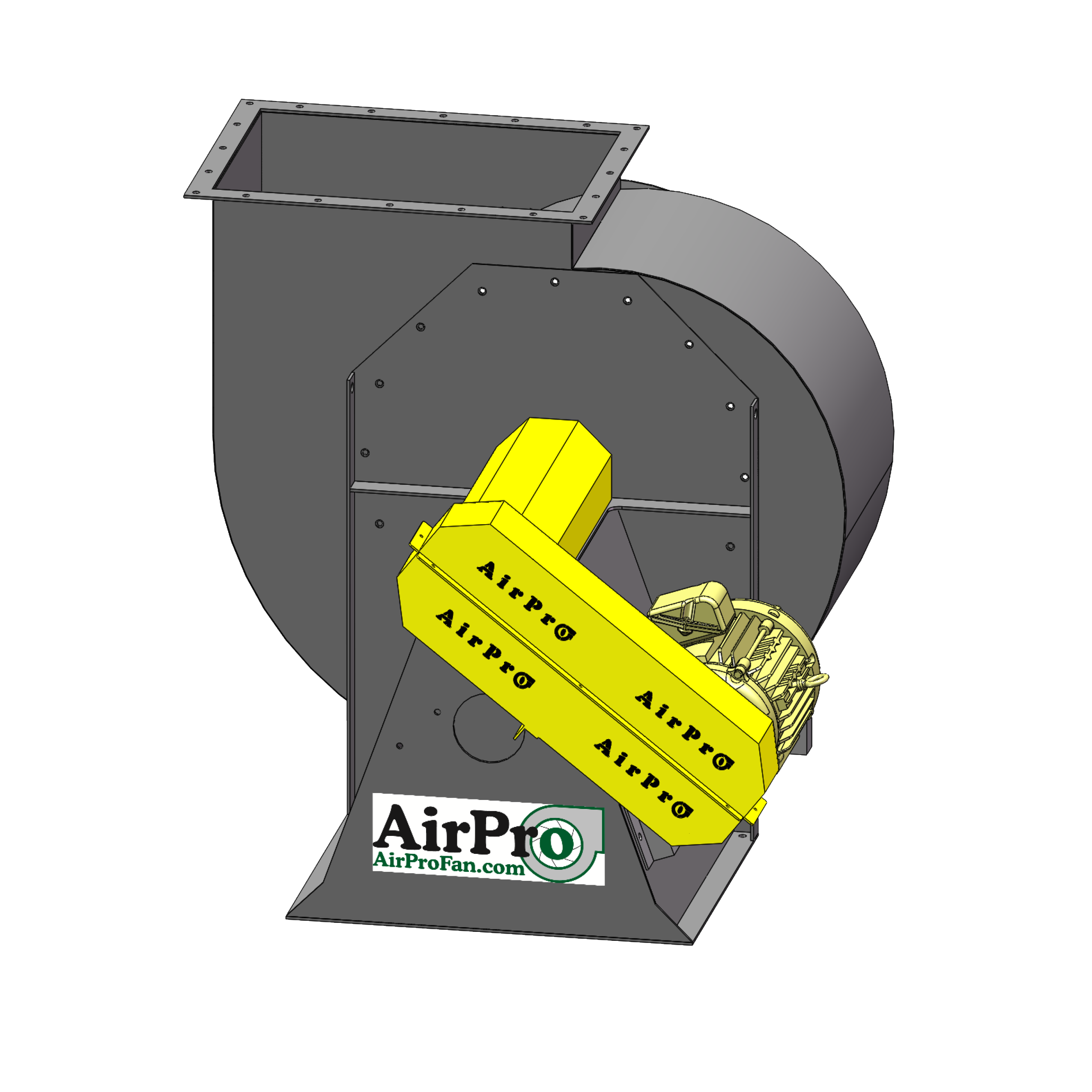 Airfoil Fan AirPro Centrifugal Industrial Fans & Blowers #C9C902