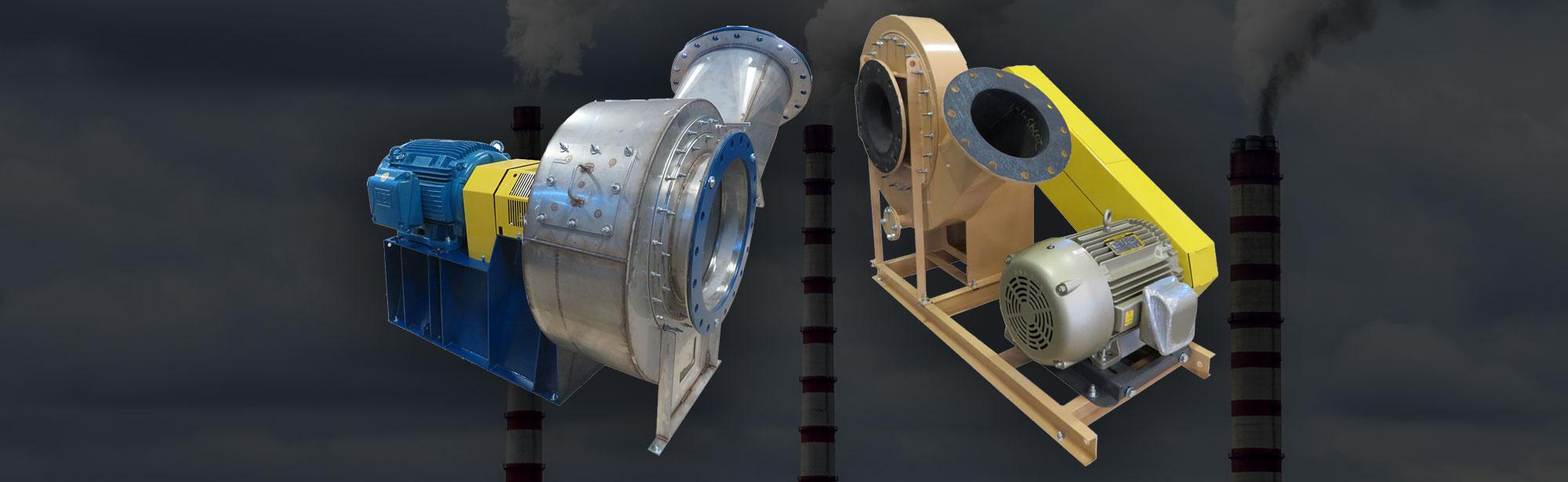 pollution control fans