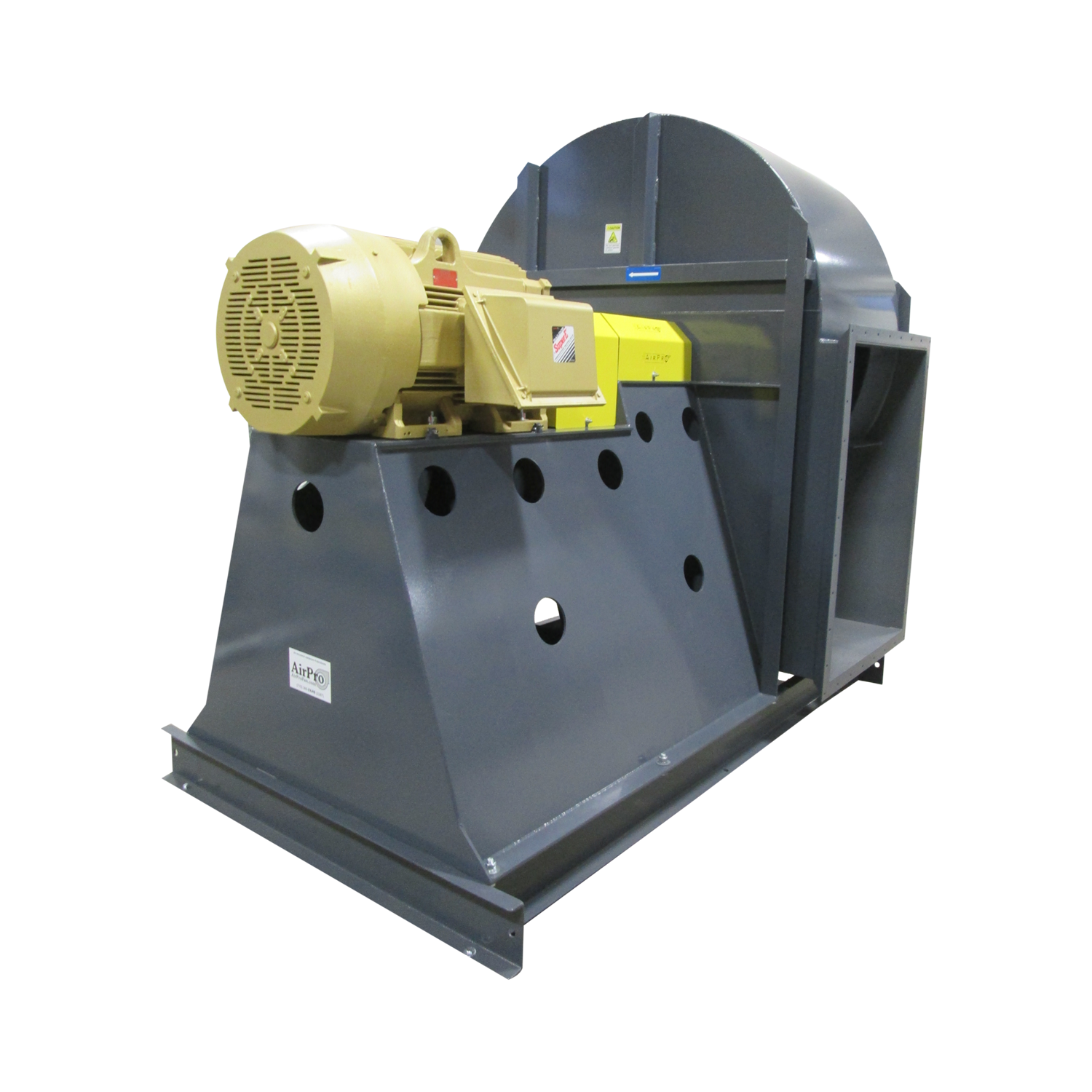 Large Fans Or Blowers : Backward inclined fan blower airpro co
