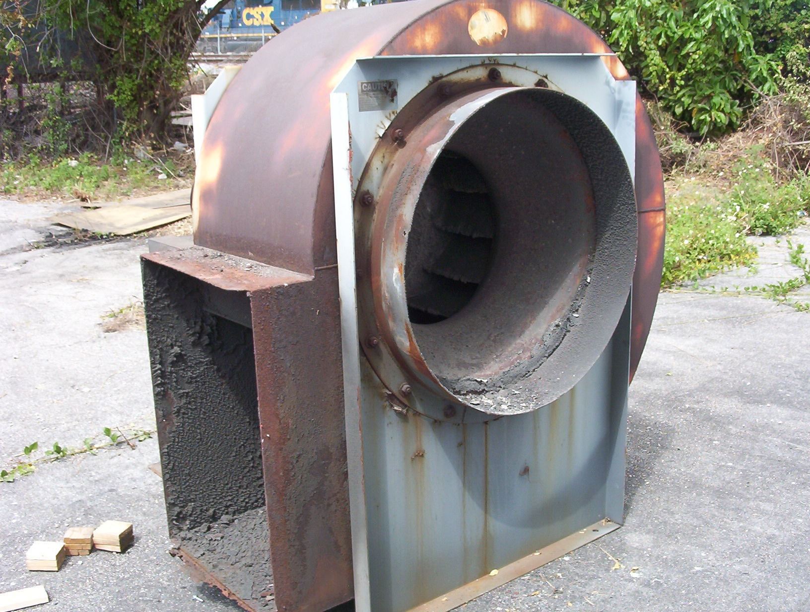Industrial Blower Parts : Expedited fan replacement parts service airpro