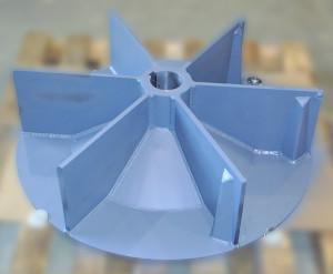 Fan Wheel Replacement