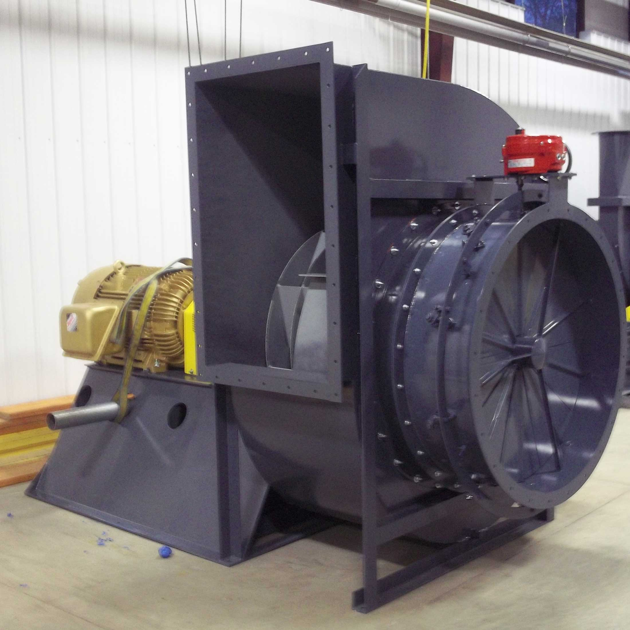 Centrifugal Fans And Blowers : Backward inclined fan blower airpro co