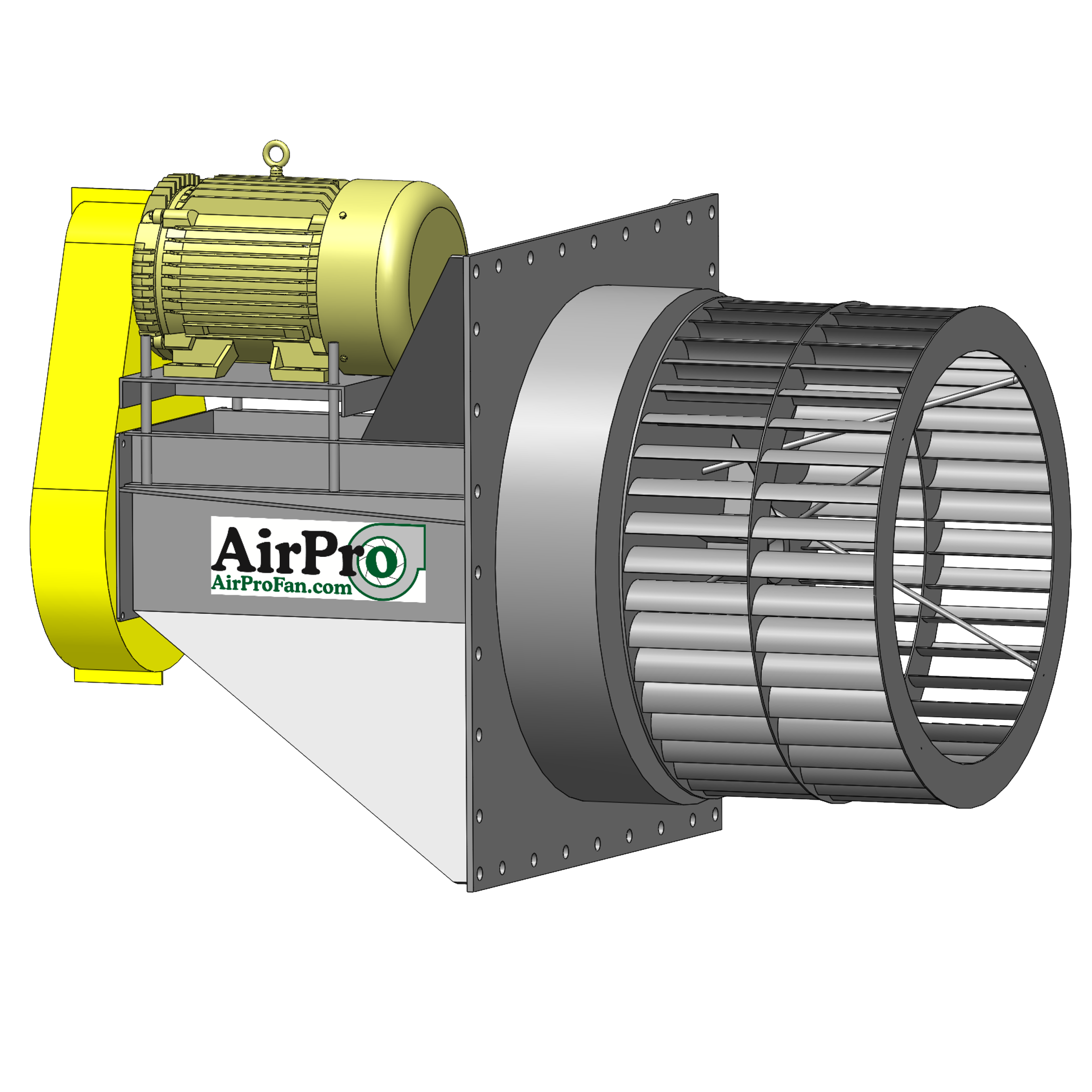 High Temperature Blower : High temperature plug fan airpro blowers fans