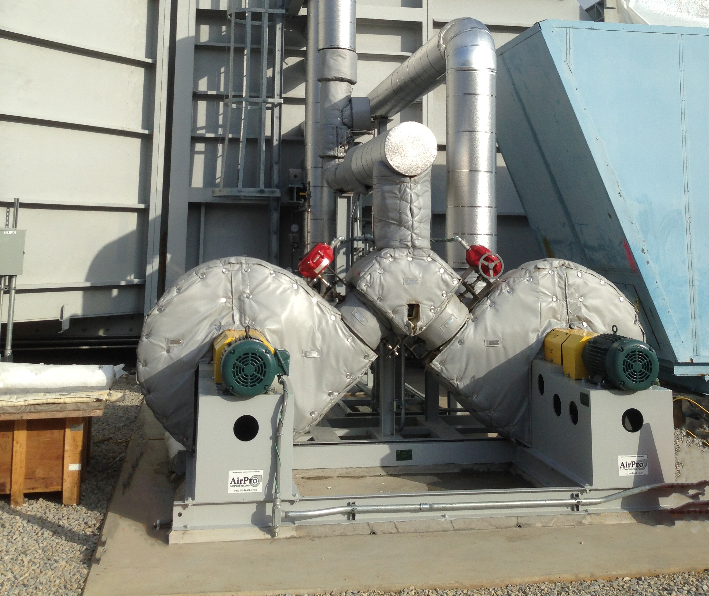 High Temperature Fans And Blowers : High temperature fan scr airpro blower