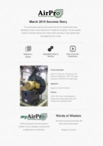 Industrial Supply Air Blower