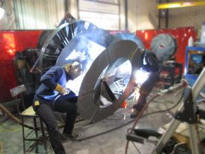 Expedite Wheel Replacement Team