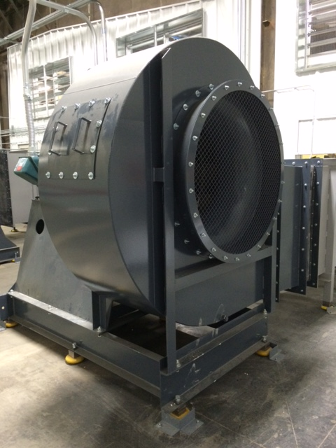 Glass Tempering Blowers