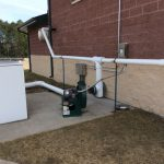 Odor Control Blower System- Waste Water Treatment Plant