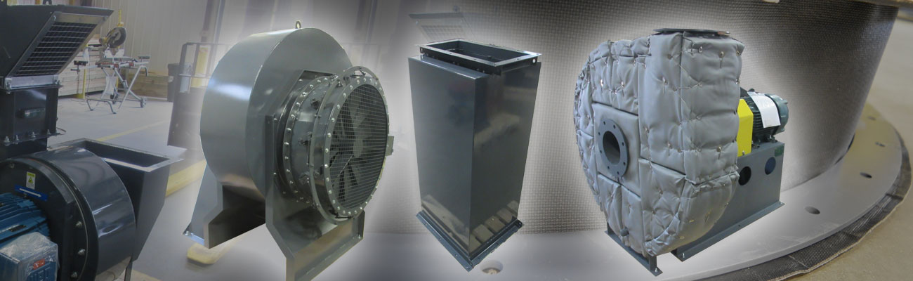 industrial fan accessories